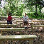 KIPP STRIVE Outdoor Classroom