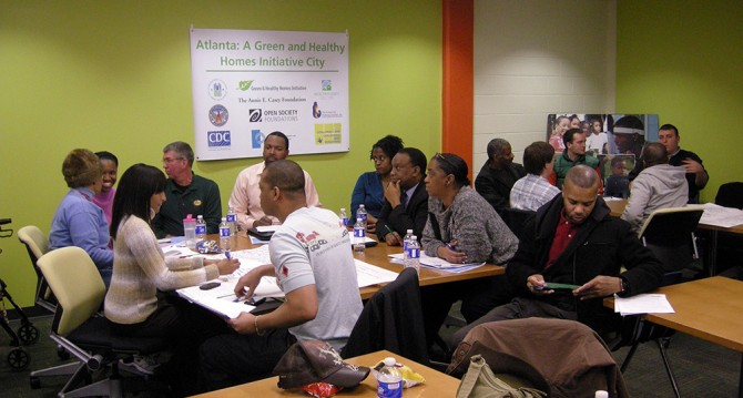 2011 Comprehensive Development Plan Workshop