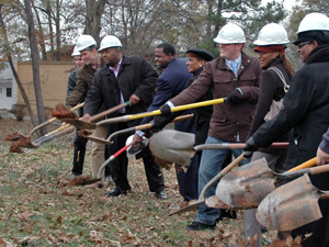 Westview BeltLine Groundbreaking