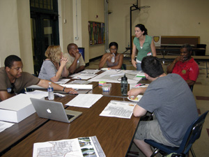 Westview Master planning Workshop