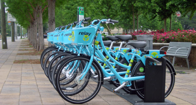 Relay Bicycles