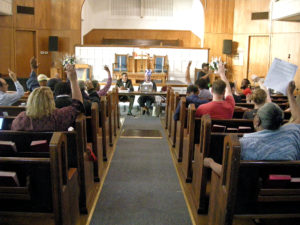 Westview Community Organization Meeting