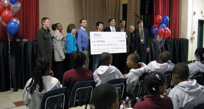KIPP STRIVE Academy Educator Awards