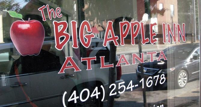 The Big Apple Inn Westview Atlanta
