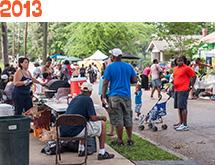 Westview Summer Solstice Celebration 2013