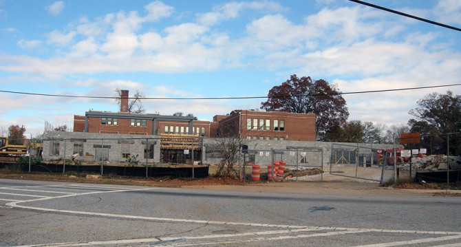 KIPP STRIVE Primary Construction