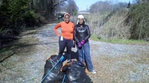 Southwest BeltLine Clean-Up