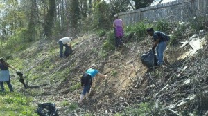 April BeltLine Clean-Up