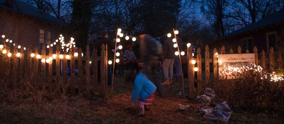 Stokes Park Christmas Carols