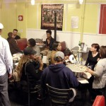 March Westview Pizza Cafe Gathering