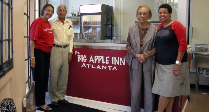 Three Generations of The Big Apple Inn
