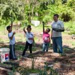 Westview Community Garden Spring Planting