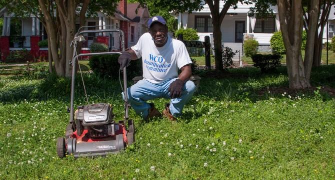 Featured Volunteer John