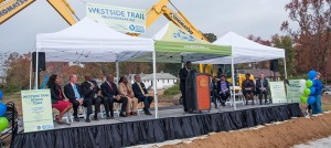 Atlanta BeltLine Westside Trail Groundbreaking