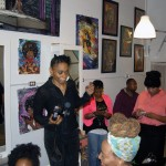 The Good Hair Shop Opening