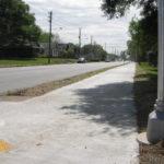 Westview Cemetery Path