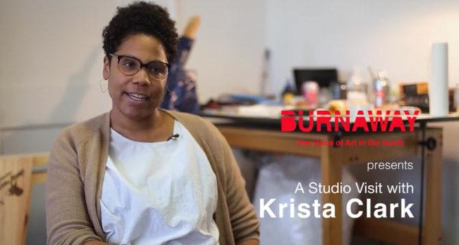 Burnaway Krista Clark