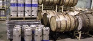 Monday Night Brewing Storage