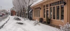 Westview Snow Sceneries