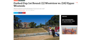 Westview Curbed Cup