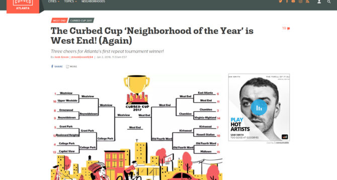 Curbed Cup 2017 Runner-Up